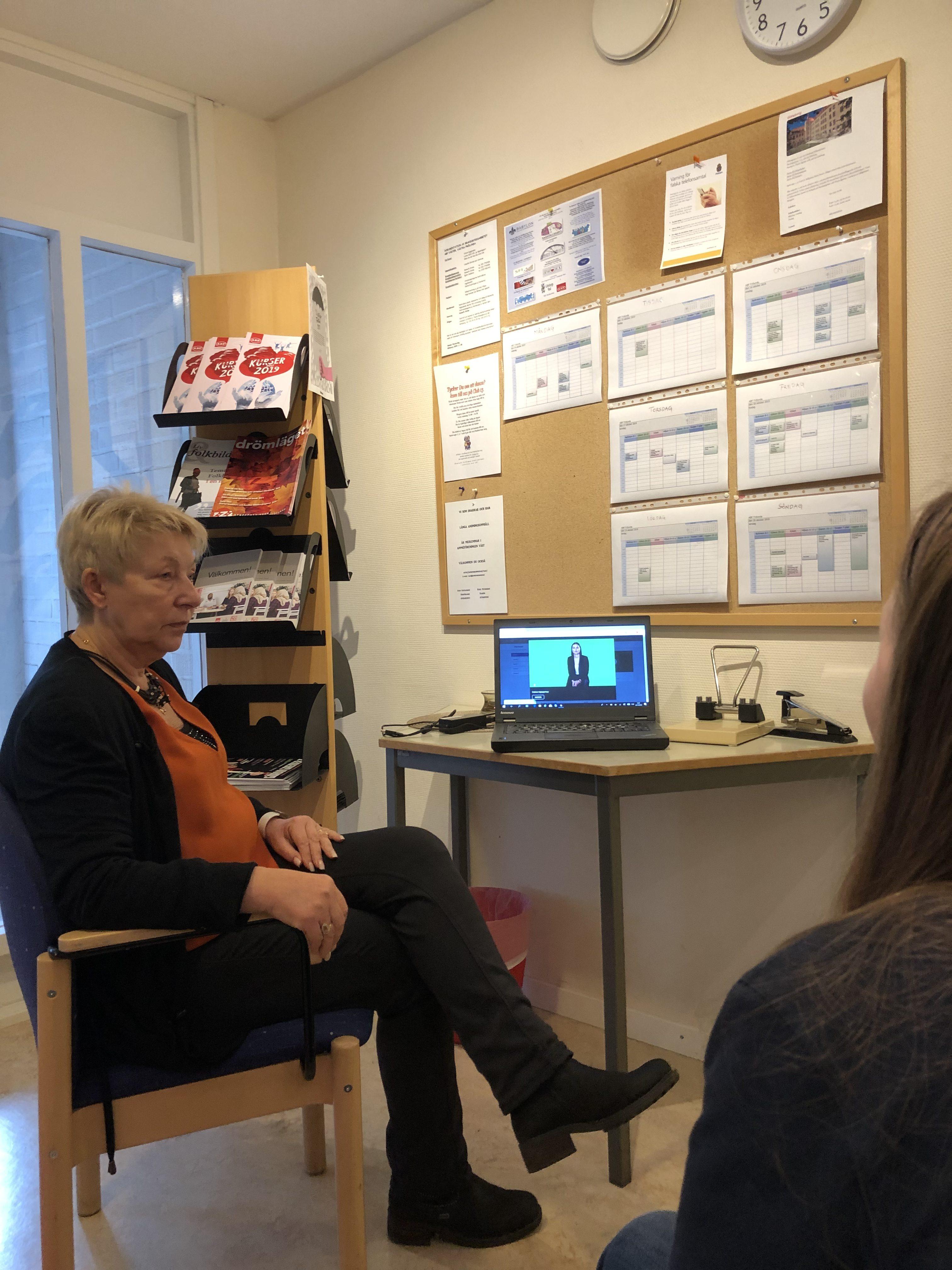 Föreläsning för kvinnor med Larisa Masalova