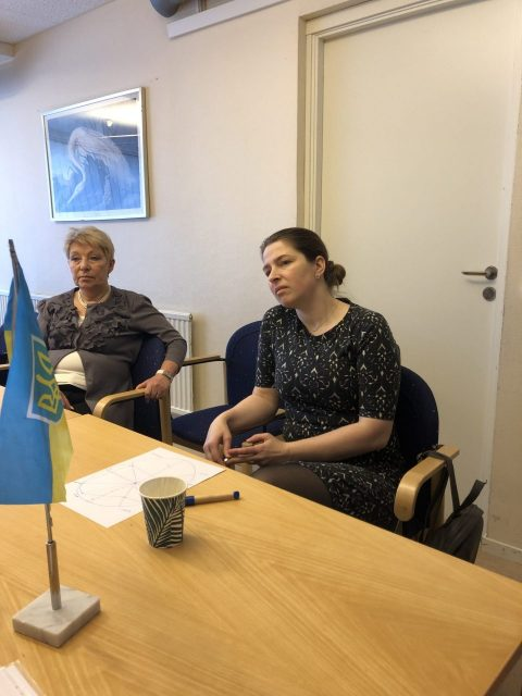 Kvinnoföreläsning på ABF 19 januari med Elena Persson