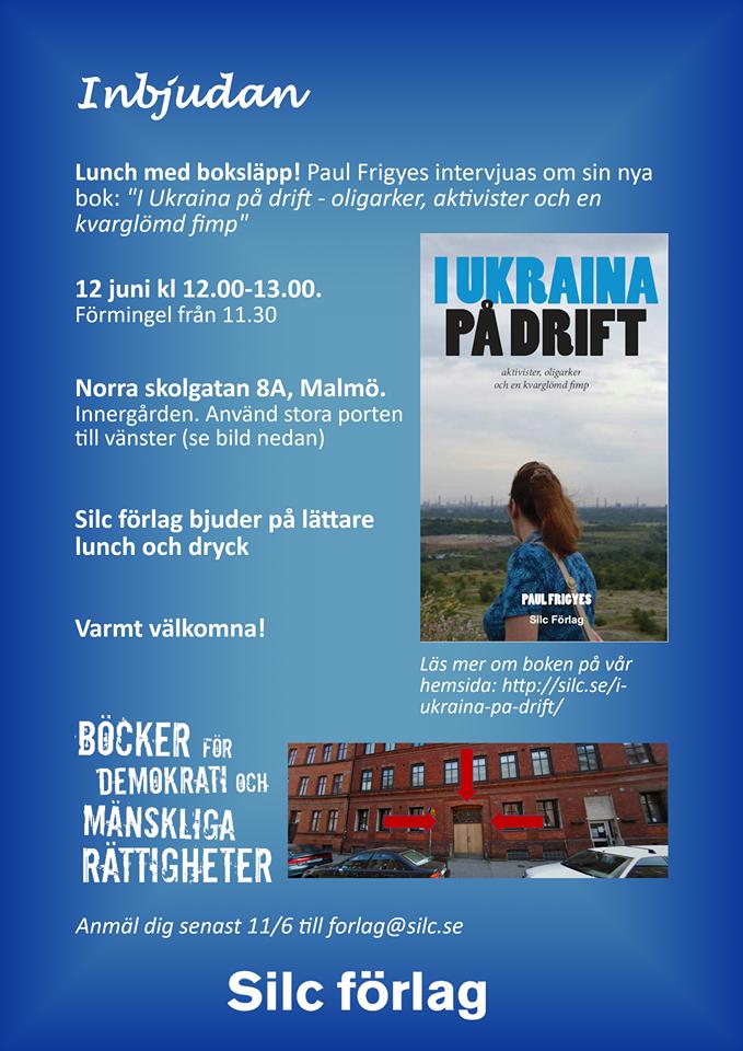 Inbjudan Malmö